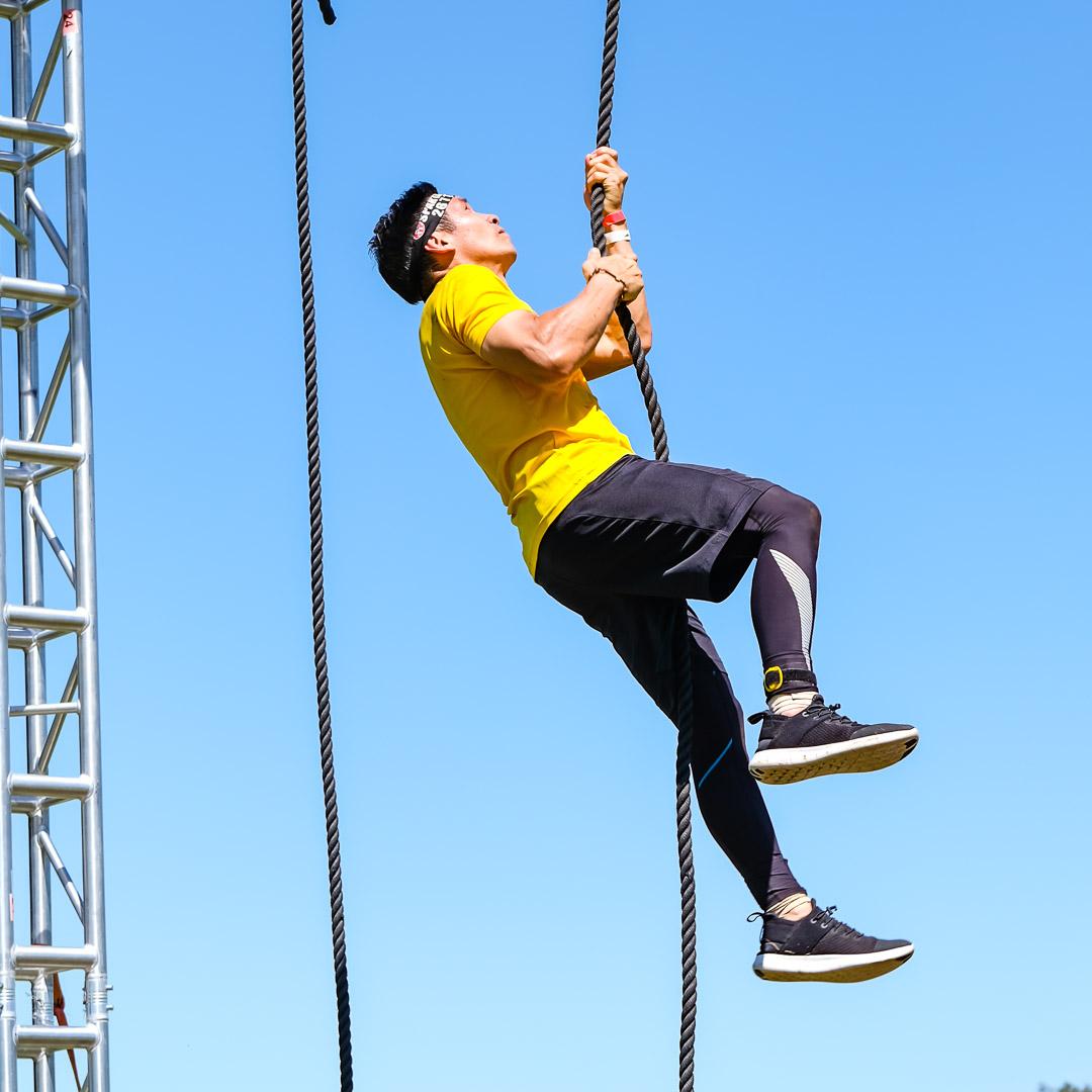 Rope Climb (Sat)